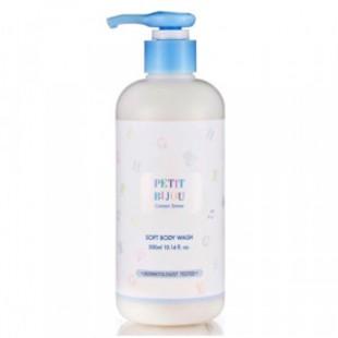 Гель для душа ETUDE HOUSE Petit Bijou Cotton Snow Soft Body Wash 300ml