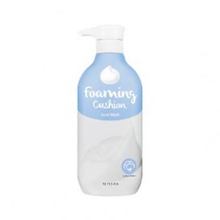 MISSHA Foaming Cushion Body Wash - Хлопок Белый 500 мл