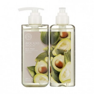 МАГАЗИН ЛИЦА Avocado Body Wash 300ml