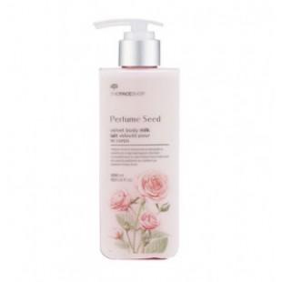 THE FACE SHOP Perfumed Seed Velvet Body Milk 300ml