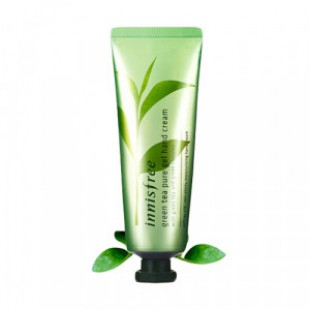 Гель-крем для рук INNISFREE Green Tea Pure Gel Hand Cream 50ml