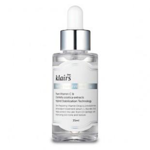 Витаминная сыворотка KLAIRS Freshily Juiced Vitamin Drop 35ml