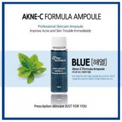 TROIAREUKE Akne-C Formula Ampoule (синий) 20 мл