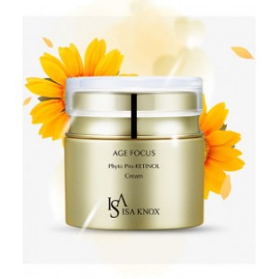 ISA KNOX Age Focus Phyto Pro-Retinol Cream 50ml