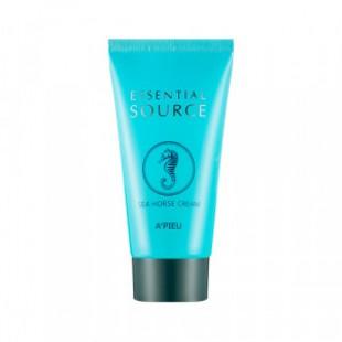 Крем для кожи A'PIEU Essential Source Sea Horse Cream 60ml