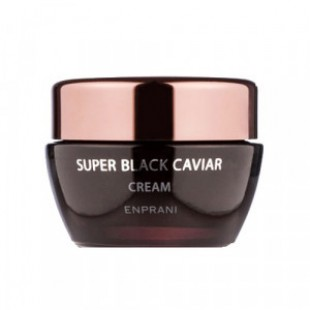 Крем для кожи ENPRANI Super Black Caviar Cream 50ml