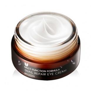 Улиточный крем для кожи вокруг глаз MIZON Multi Function Formula Snail Repair Eye Cream 25ml