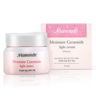 MAMONDE Moarmure Ceramide Light Cream 50 мл
