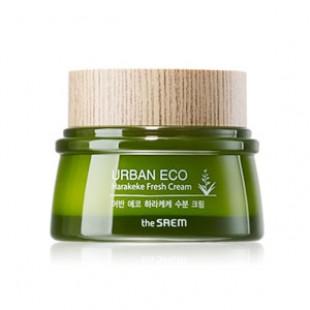 Освежающий крем THE SAEM Urban Eco Harakeke Fresh Cream 60ml