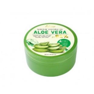 Увлажняющий гель для кожи ESFOLIO Moisture Soothing Gel Aloe Vera 92% 300ml