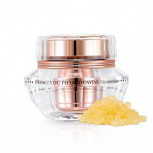 Сыворотка-крем для лица HOLIKAHOLIKA Prime Youth Gold Caviar Capsule 50g