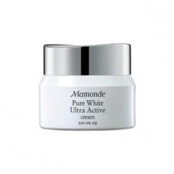 MAMONDE Pure White Ultra Active Cream 50ml