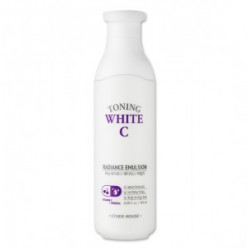 ETUDE HOUSE Toning White C Clear Radiance Emulsion 180 мл