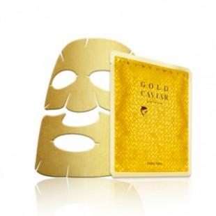 HOLIKAHOLIKA Prime Gold Gold Caviar Gold Foil Mask 25g