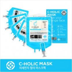CLAIGIO C-HOLIC Mask Pack 25g * 5ea