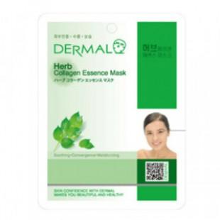 DERMAL Herb Collagen Essence Mask 23g