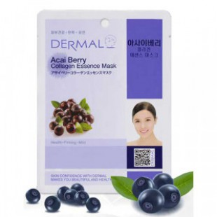 DERMAL Acai Berry Коллагеновая суточная маска 23g