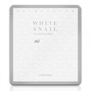 HOLIKAHOLIKA Премьер-молодежь White Snail Tone-Up Mask 30g