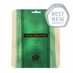 Тканевая маска для лица WHAMISA Organic KELP mask pack