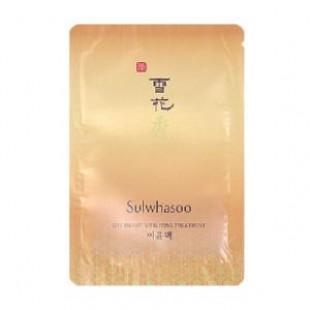 Маска для лица Sulwhasoo Overnight Vitalizing mask 3ml *10ea