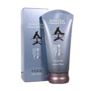 Nesura SKIN FREE Perfect Clear Charcoal Pack 120g