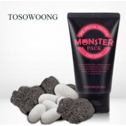 Маска для лица TOSOWOONG Monster COCOON Pack 100g