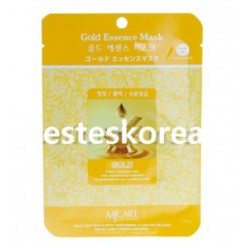 MJ CARE Essence Mask [Золото]