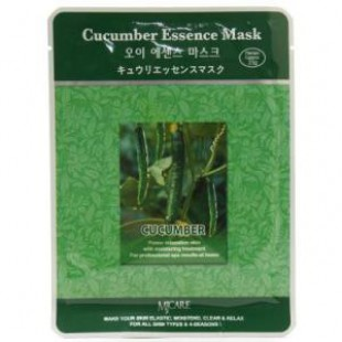 MJ CARE Essence Mask [Огурец]