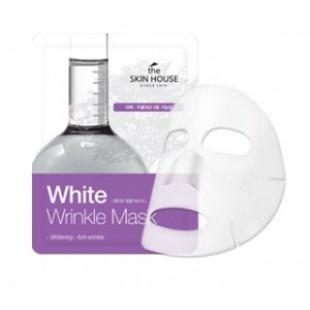 Кожаный дом Whie Wrinkle mask 20g