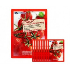 Маска для лица FOOD A HOLIC 3D Natural Essence Mask [Tomato] x10EA