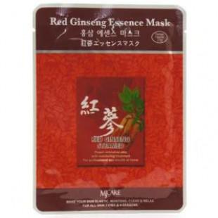 MJ CARE Essence Mask [Красный женьшень]