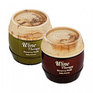 HOLIKAHOLIKA Wine Therapy Sleeping Mask Pack