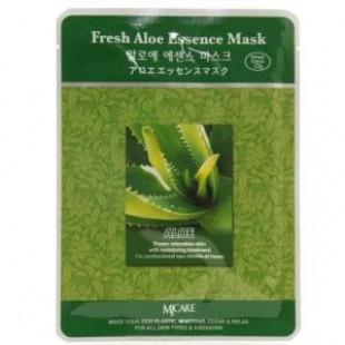 MJ CARE Essence Mask [Свежий алоэ]