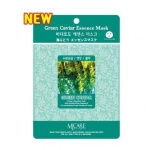 MJ CARE Essence Mask [Green caviar]