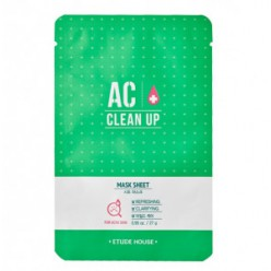 ELUDE HOUSE AC Clean Up Sheet Mask 27g