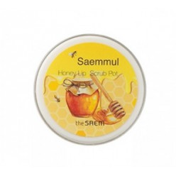 SAEM Saemmul Honey Lip Scrub Pot 7g