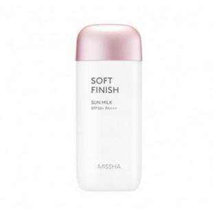 MISSHA All-around Safe Block Мягкая отделка Sun Milk 70ml SPF50 + PA +++