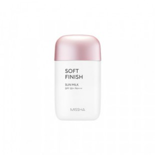 MISSHA All-around Safe Block Soft Finish Sun Milk 40ml SPF50 + PA +++