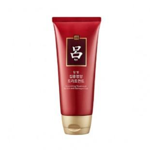 Маска для поврежденных волос RYOE Hambitmo Nourishing Treatment For Thin and Damaged hair 180ml
