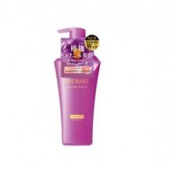 Безсиликоновый шампунь для придания объёма волосам TSUBAKI Volume touch 500ml