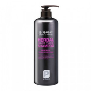 Шампунь для волос DAENGGIMEORI Professional Herbal Hair Shampoo 1000ml