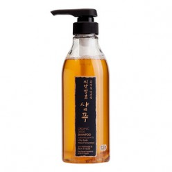 Шампунь для волос WHAMISA Organic Seeds shampoo [Dry Scalp]