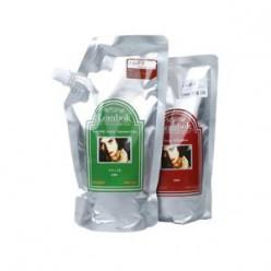 Lombok Henna Treatment Color Cream 1step 500ml+2step 500ml