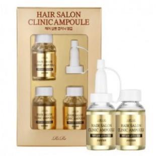RiRe Hair Salon клиника ампула 15 мл * 3ea