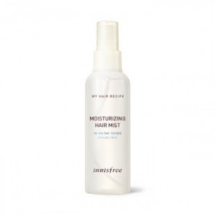 INNISFREE Мой рецепт для волос Увлажняющий туман для волос 150 мл (для сухих волос)