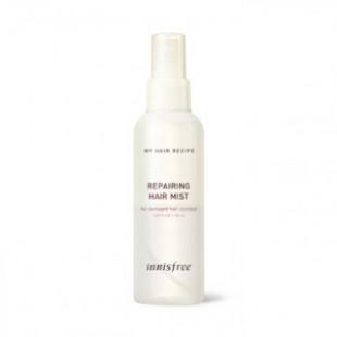 INNISFREE Мой рецепт для волос Ремонт волос Туман 150 мл (для поврежденных волос)