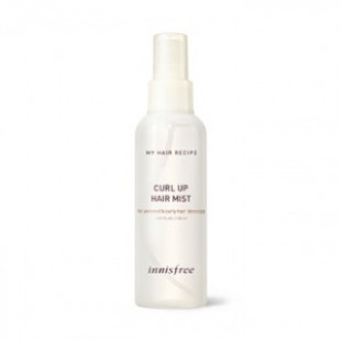 INNISFREE Мой рецепт для волос Curl Up Hair Mist 150 мл (для волновых волос)