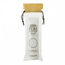 SKINFOOD 100% чистые подушечки для хлопка 90ea