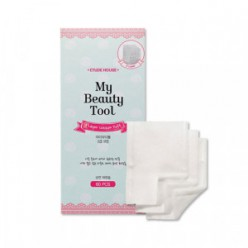 ETUDE HOUSE My Beauty Tools 3 Layer Cotton Puff 60P
