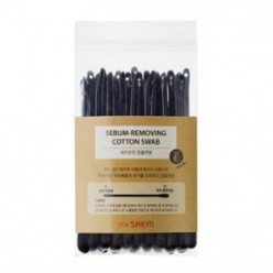 SAEM Sebum Remoting Cotton Swab 40P